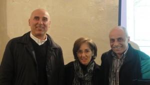 Orazio Carpenzano, Anna Maria Sammito, Paolo Failla